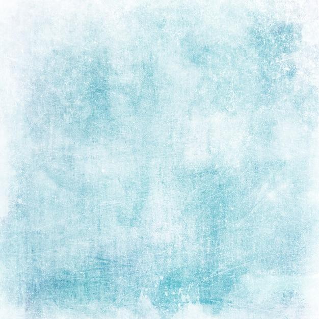 Fundo de textura de estilo grunge pastel detalhado em azul Foto gratuita