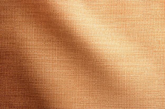 Fundo de textura de lona de linho Foto gratuita