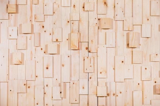Fundo de textura de madeira de madeira natural Foto Premium