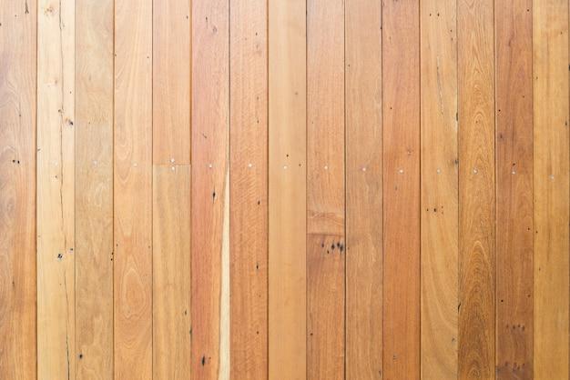 Fundo de textura de madeira, padrão de madeira de superfície de textura de piso de madeira antiga Foto Premium