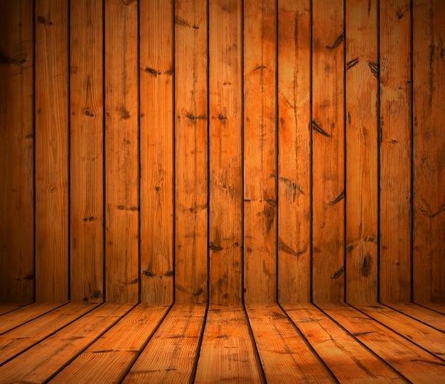 Painted Wood Brown