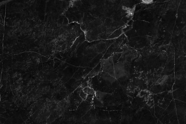 Fundo de textura de mármore cinza preto Foto Premium