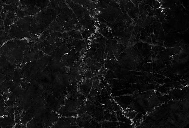 Fundo de textura de mármore preto natural Foto Premium