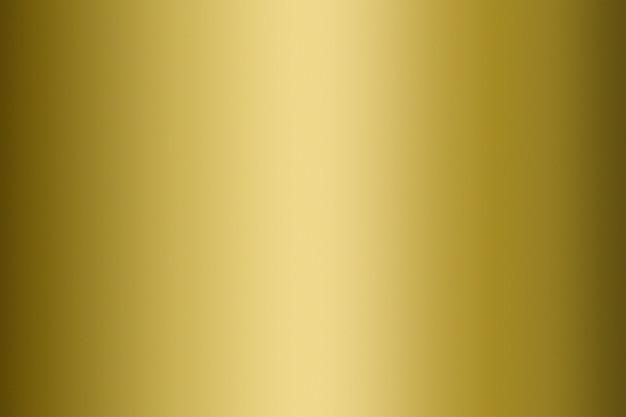 Fundo de textura de ouro. superfície dourada da folha de metal. Foto Premium