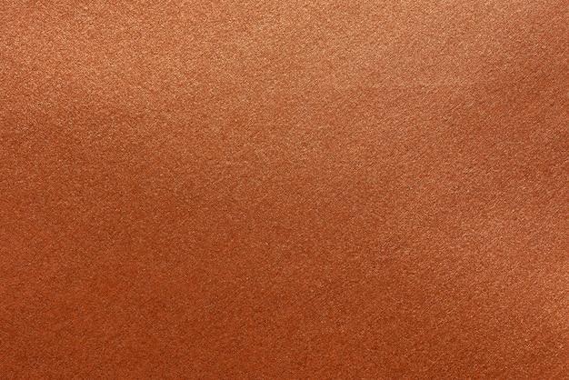 Fundo de textura de papel abstrato cor marrom ouro Foto Premium