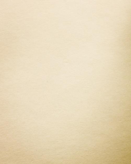 Fundo de textura de papel velho. cor bege. Foto Premium