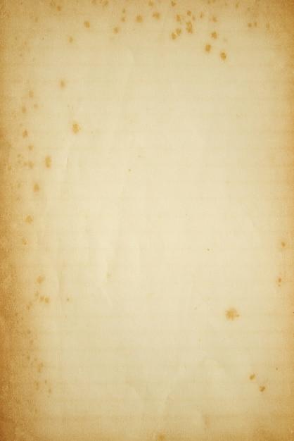 Fundo de textura de papel velho Foto gratuita
