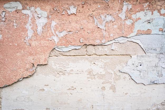 Fundo de textura de parede de concreto rosa em branco Foto gratuita