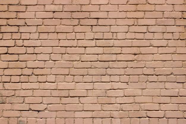 Fundo de textura de parede de tijolo vintage velho Foto Premium