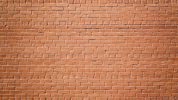 Fundo de textura de parede de tijolo. Foto Premium