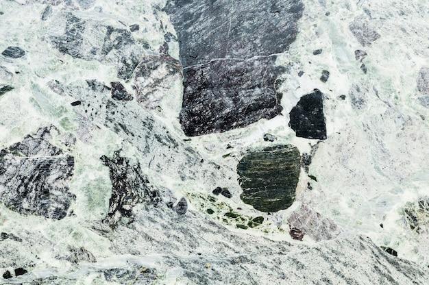Fundo de textura de piso de mármore superfície closeup Foto Premium