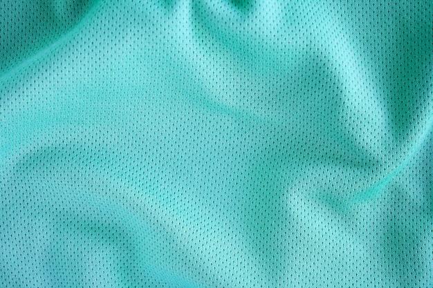 Fundo de textura de tecido para roupas esportivas, vista superior da superfície têxtil de pano Foto Premium