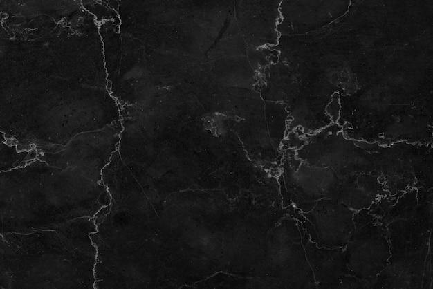 Fundo de textura padrão de mármore preto. mármore da tailândia, mármore natural abstrato em preto e branco para design. Foto gratuita