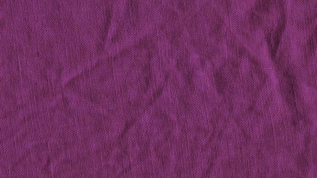 Fundo de textura têxtil roxo Foto Premium