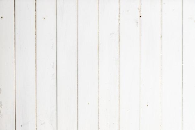 Fundo de texturas de madeira branca Foto gratuita