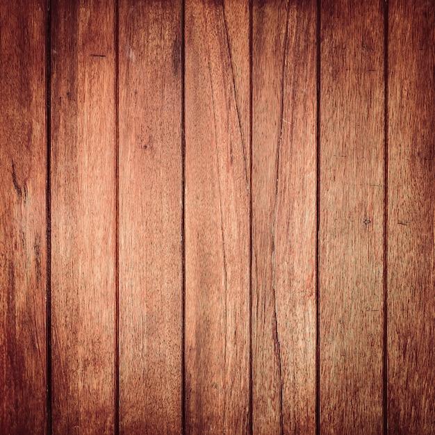 Fundo de texturas de madeira vintage Foto gratuita