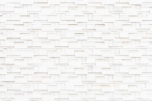 Fundo de texturas de parede de tijolo branco Foto gratuita