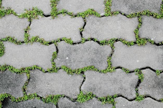 Fundo de tijolo ondulado Foto Premium