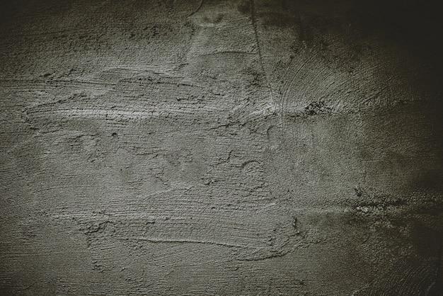 Fundo escuro, superfície do cimento para o fundo, muro de cimento. Foto Premium