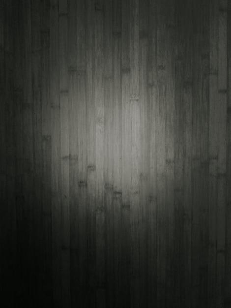Fundo escuro textura de madeira Foto gratuita