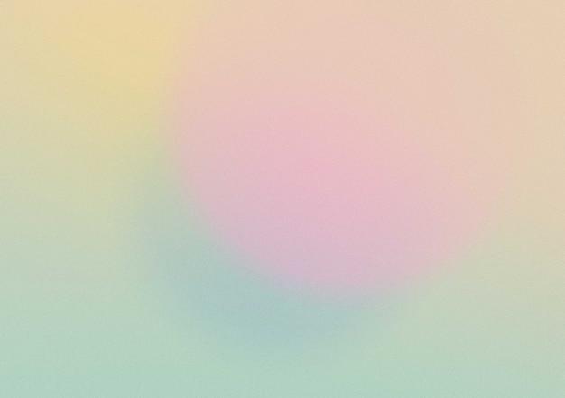 Fundo gradiente suave roxo e verde Foto Premium