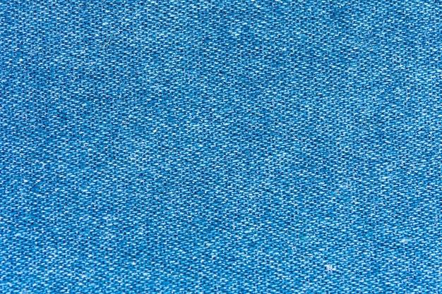 Fundo macro da textura das calças de brim da sarja de nimes. Foto Premium