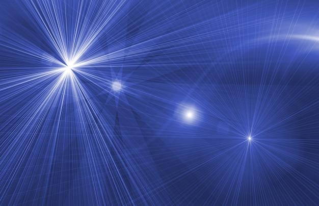 Fundo mágico de estrelas Foto Premium