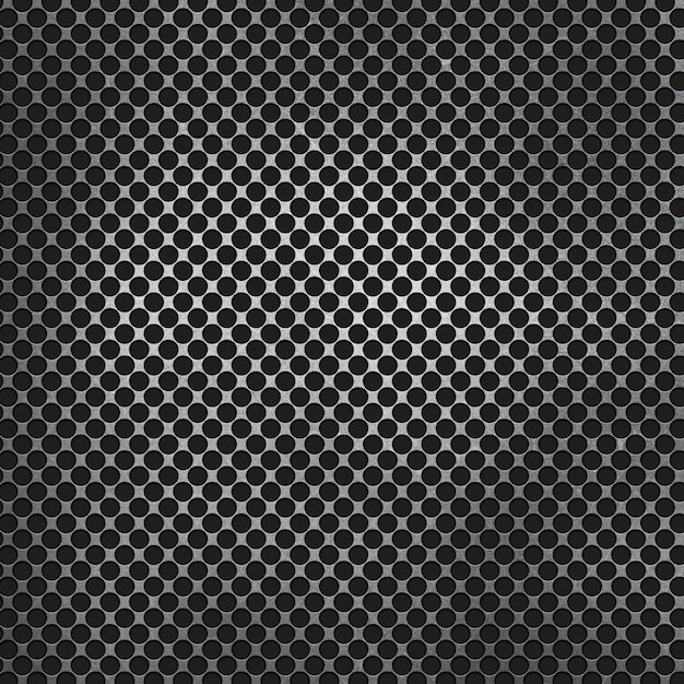 Fundo metálico abstrato Foto gratuita