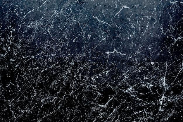 Fundo preto marmorizado Foto gratuita