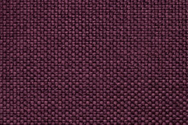 Fundo roxo com padrão quadriculado trançado Foto Premium