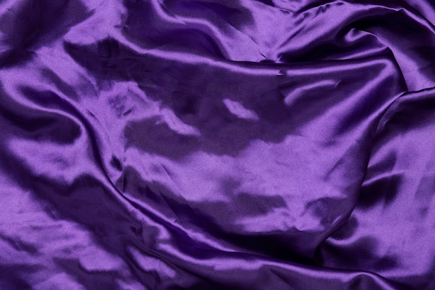 Fundo roxo folha de close-up Foto gratuita