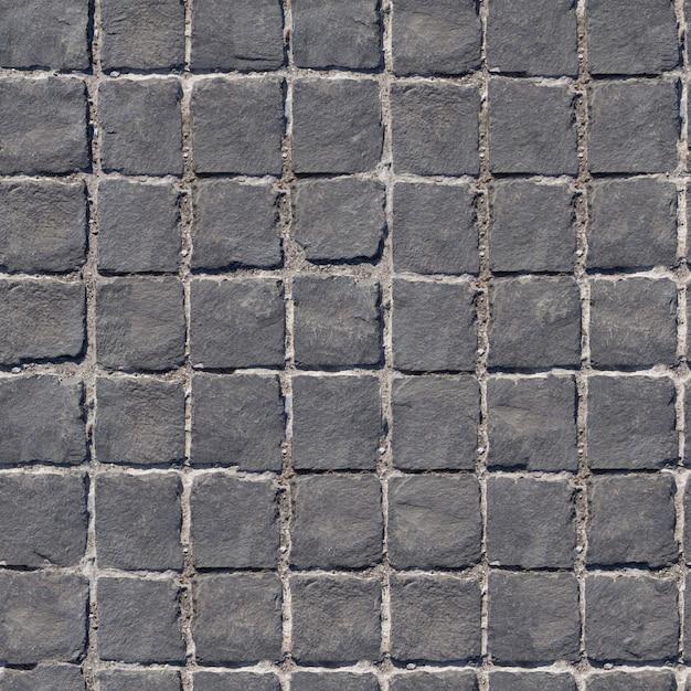 Fundo sem emenda do bloco de pedra. Foto Premium
