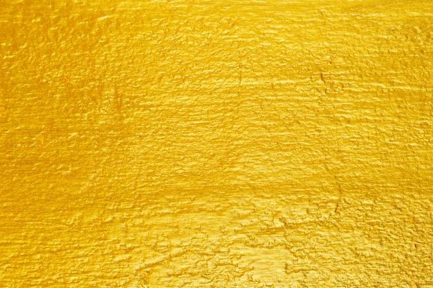 Fundo texturizado dourado Foto gratuita