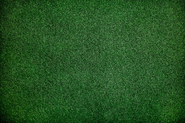 Fundo verde de grama falsa Foto gratuita
