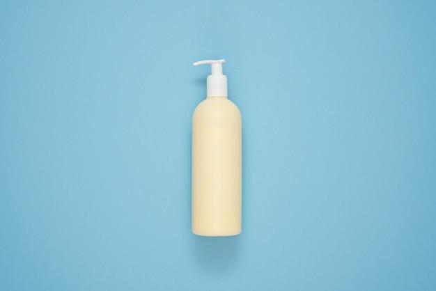 Garrafa de bomba cosmética Foto Premium