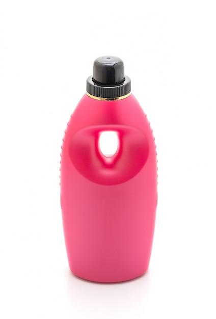 Garrafas de detergente plástico Foto Premium