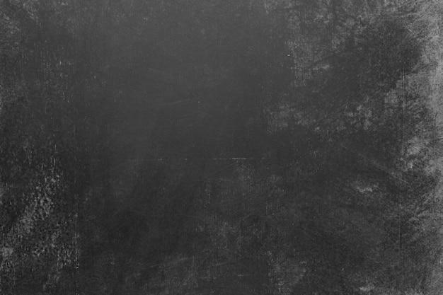 Giz esfregou na lousa. fundo abstrato quadro negro para Foto Premium