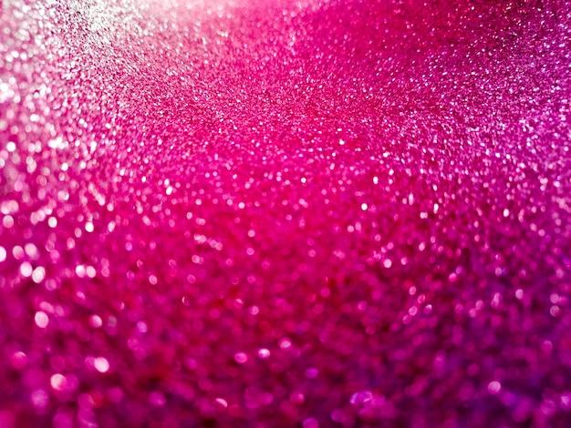 Glitter rosa bokeh Foto gratuita