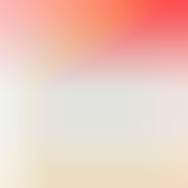 Gradiente abstrato pastel. cores bege, vermelho, rosa e baunilha. paleta de natal Foto Premium