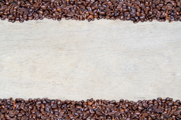 Grãos de café Foto gratuita
