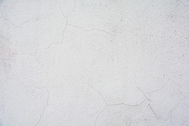 Grunge de piso de concreto branco, fundo de cimento cinza Foto Premium