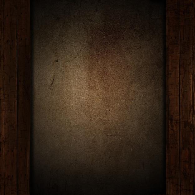 Grunge e fundo de madeira envelhecida Foto gratuita