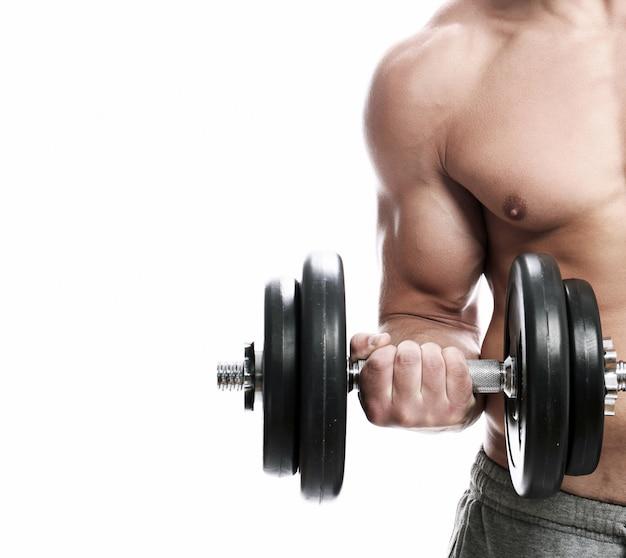 para manter os músculos firmes é preciso exercícios de força