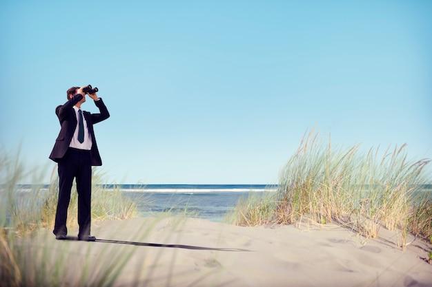 Homem de negocios Foto gratuita