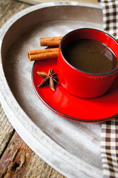 Hora do café Foto Premium