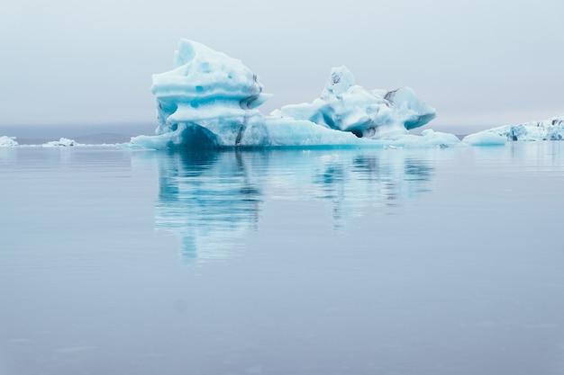 Horizonless blue Foto gratuita