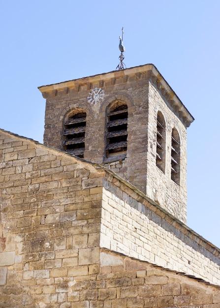 Igreja de escales, frança Foto Premium