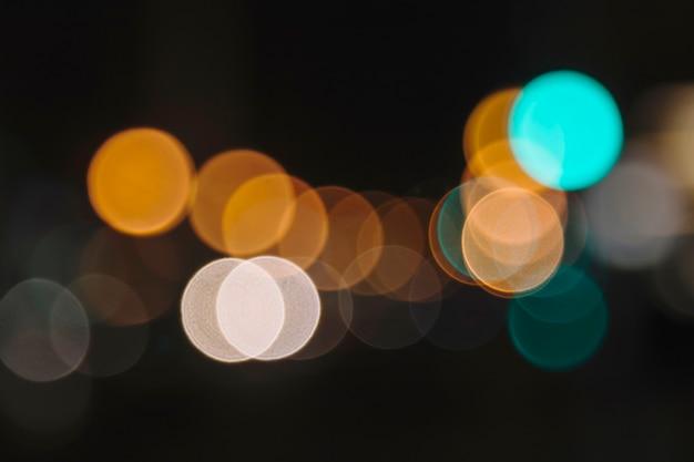Iluminação de rua em close-up Foto gratuita