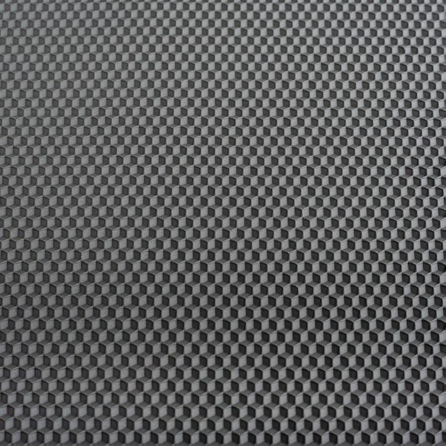 Ilustração abstrata do favo de mel. fundo abstrato geométrico cinzento. modelo. Foto Premium