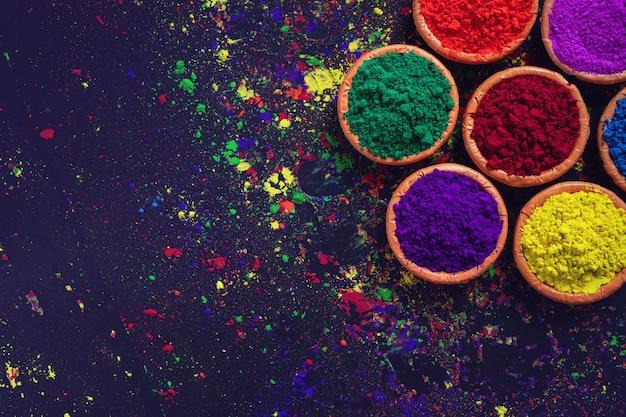 Indian festival holi Foto Premium